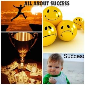 success in de